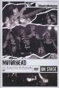 Cover Motörhead - Live - Everything Louder Than Everything Else [DVD]